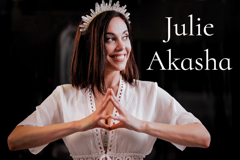 Bannière du projet Julie Akasha