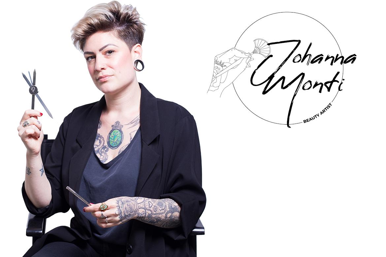 Bannière du projet French MUA de Johanna Monti